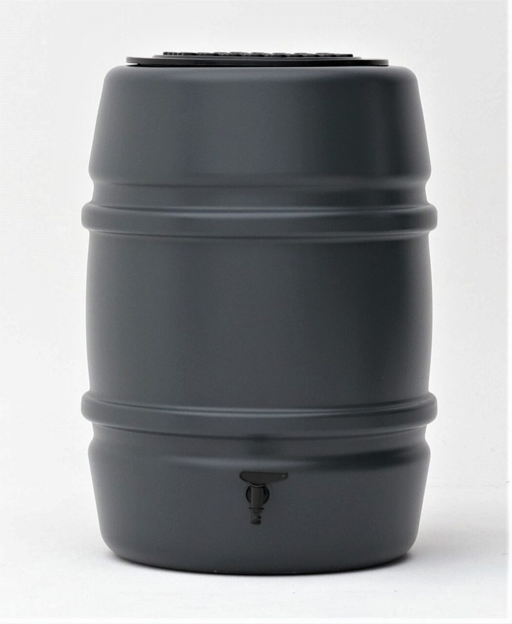 168 liter Harcostar regenton grijs