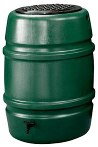170 liter regenton Storm groen