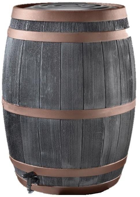 235 liter regenton Black Copper
