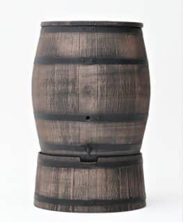 240 liter Houtlook regenton Wineman