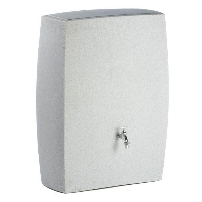 275 liter regenton grijs Cement