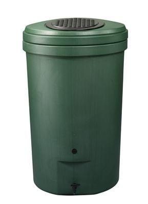 350 liter regenton groen Kanon
