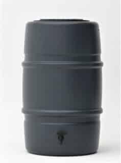 Big storm grijs 225 liter met kraan