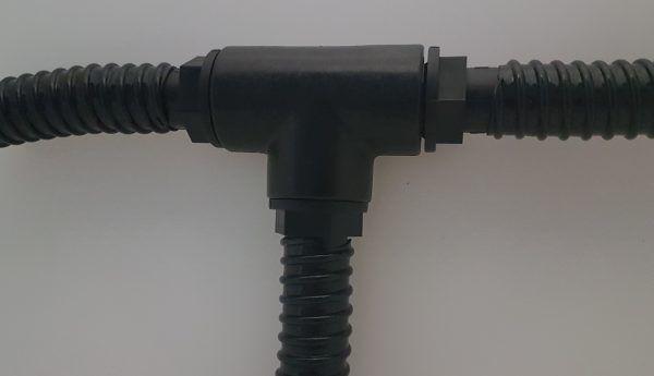 Eenvoudig aanleggen drainage regentonnen