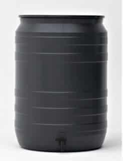 Grijze Smart regenton 180 liter