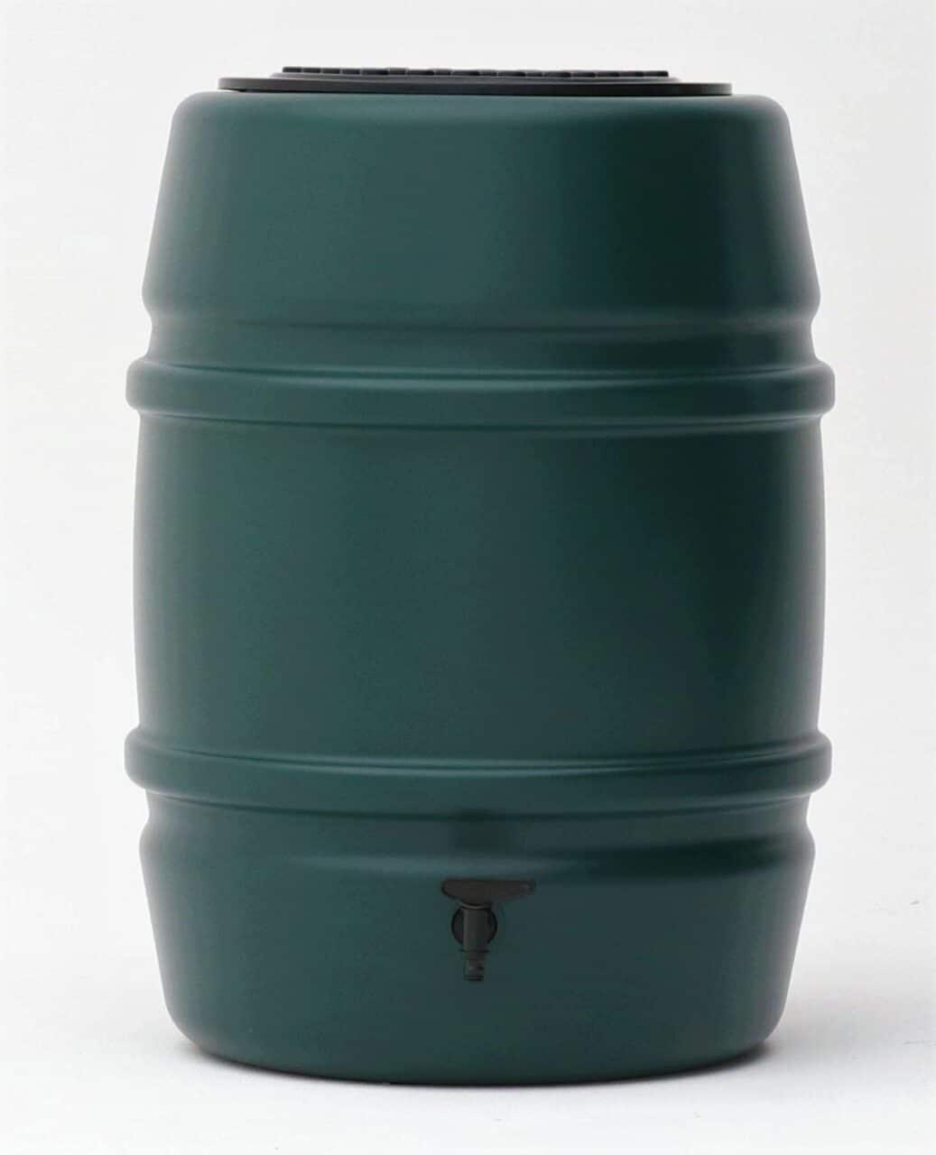 Groene 170 liter regenton storm