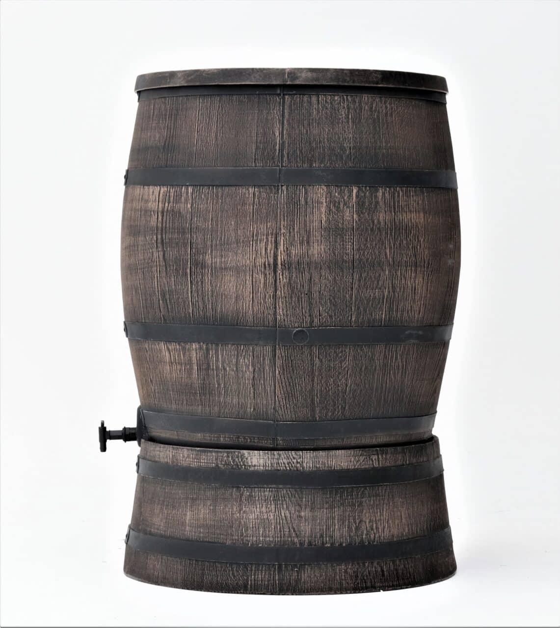 Grote houtlook regenton Wineman