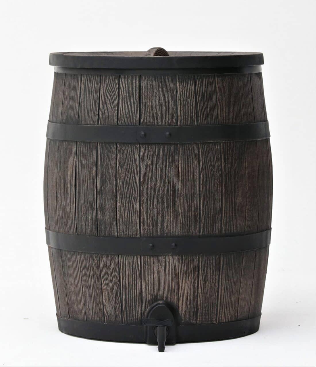Houten regenton 120 liter Wineman