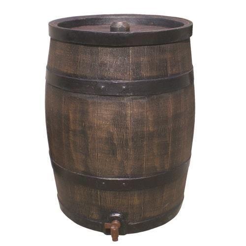 Houten regenton 120 liter