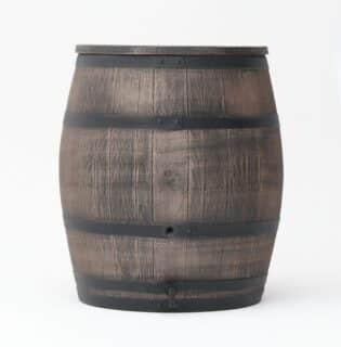 Houten regenton 240 liter Wineman