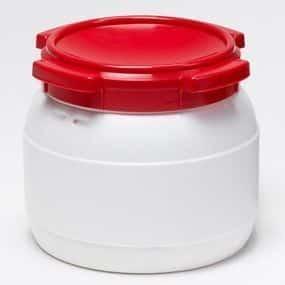 10 liter voerton - kunststof vaten