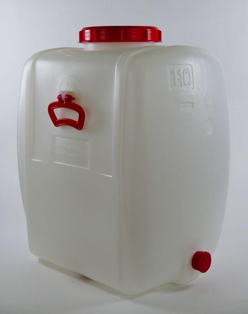 110 liter tankje