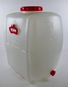 150 liter tankje
