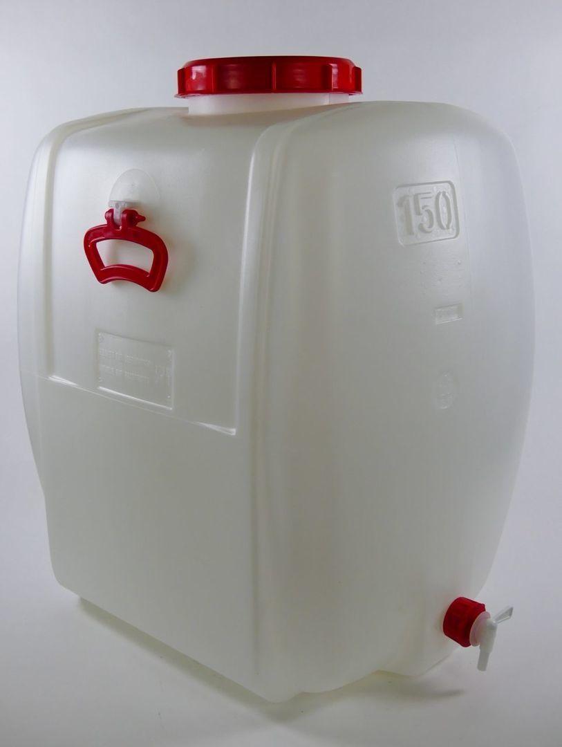 150 liter tankje met kraan
