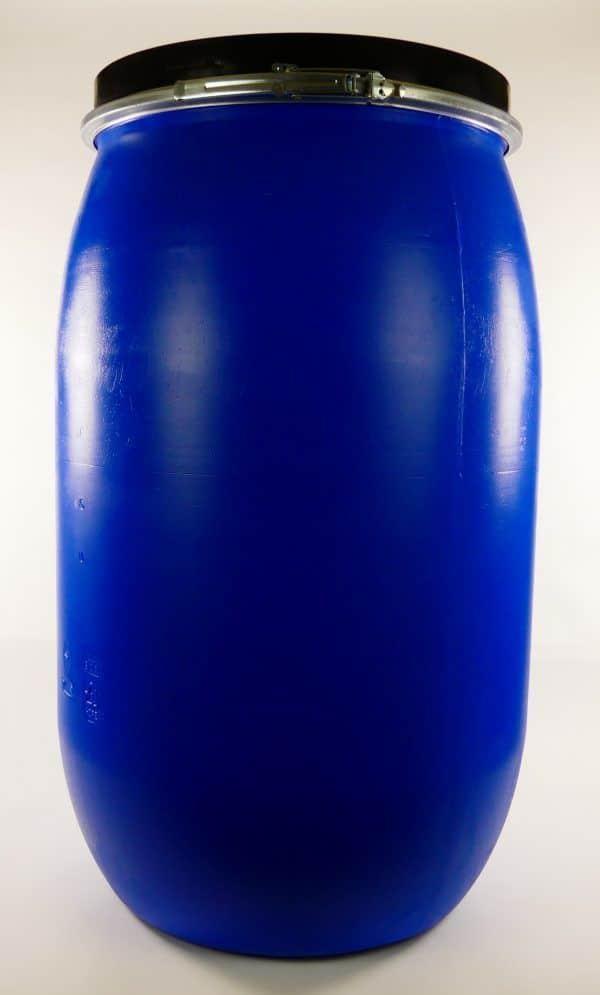 Blauwe ton 220 liter