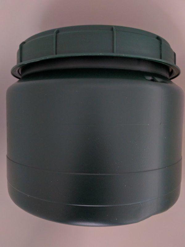 25 liter voerton groen