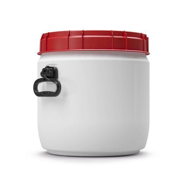 26 liter voerton wit Curtec