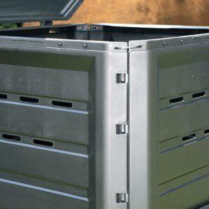 Deksel compost vat