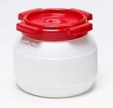 3_6 liter vaten - kunststof vaten Curtec