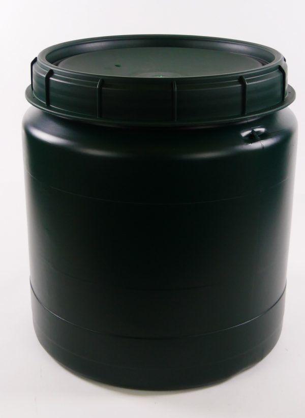 Voerton 40 liter groen
