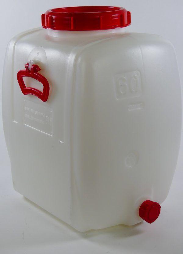 60 liter tankje