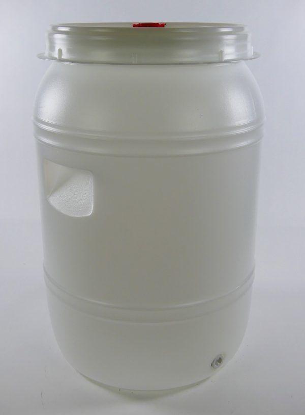 60 liter vat met kraan