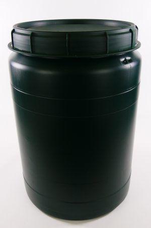 60 liter voerton groen