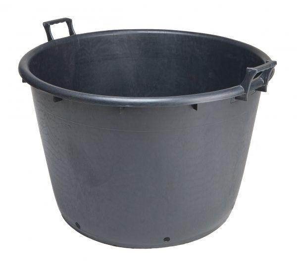 Boomkuip 160 liter zwart