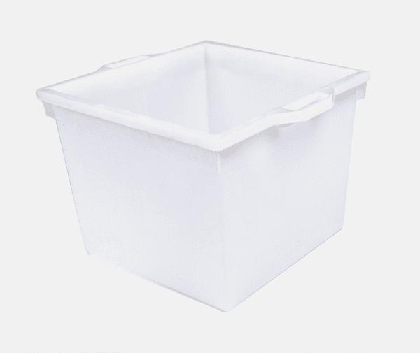 Cementkuip vierkant 40 liter