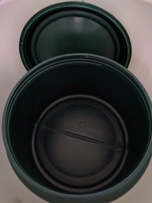 Groene vaten 25 liter