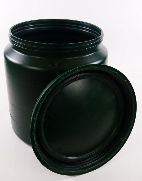 Groene vaten 40 liter