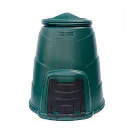 Kunststof compostbak groen