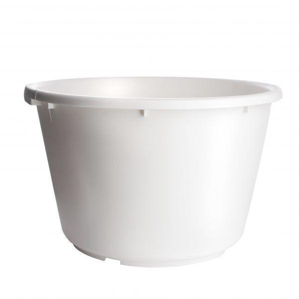 Speciekuip wit 45 liter