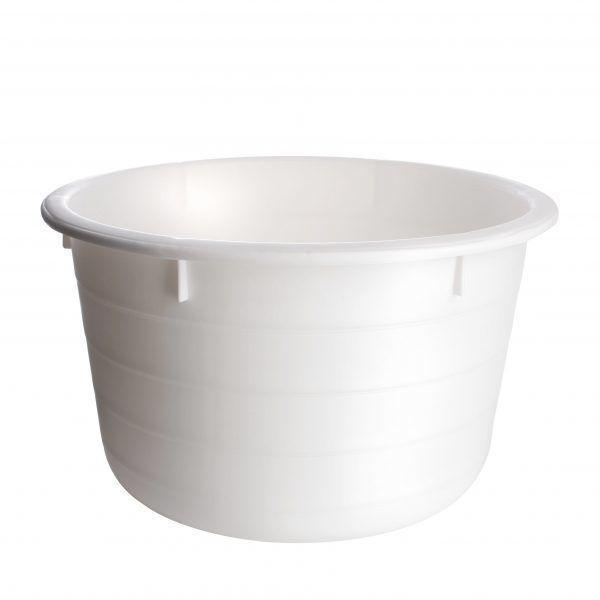 Speciekuip wit 85 liter