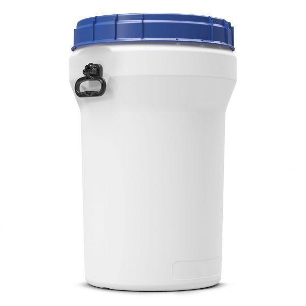 Voerton 75 liter nestbaar