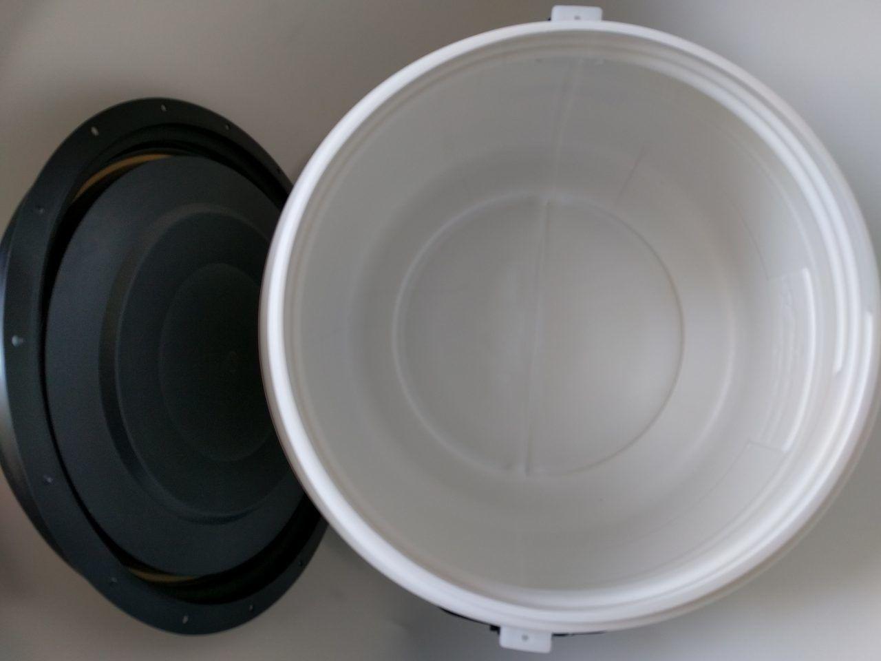 kunststof vaten 32 liter
