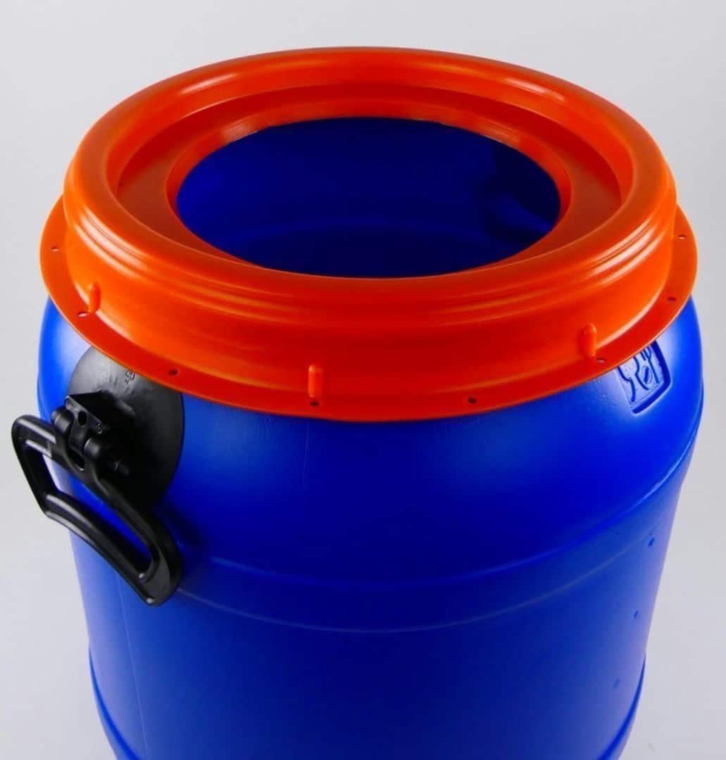 kunststof vaten 50 liter