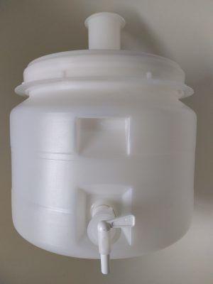 vaten met kraan 30 liter