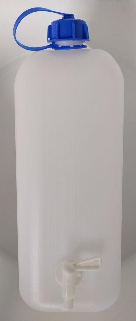 10 liter jerrycan met kraan