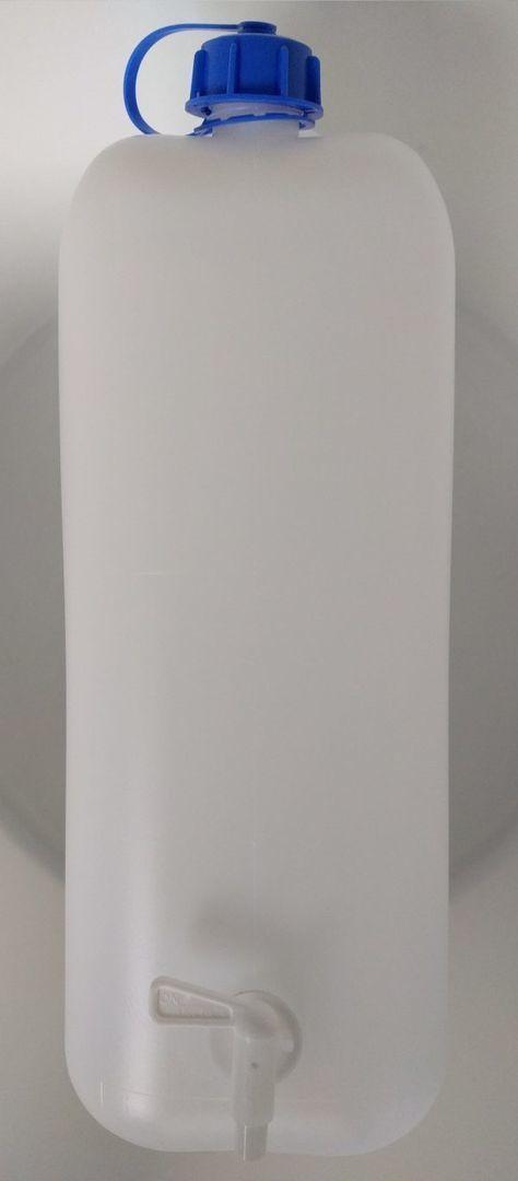 20 liter jerrycan met kraan