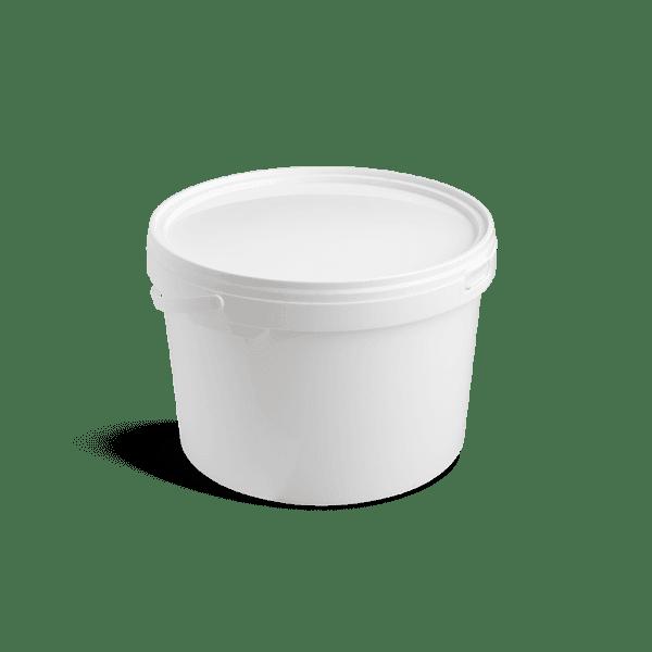 Emmer met deksel 5 liter