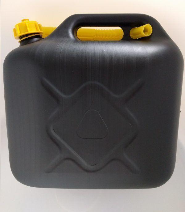 Jerrycan 10 liter benzine