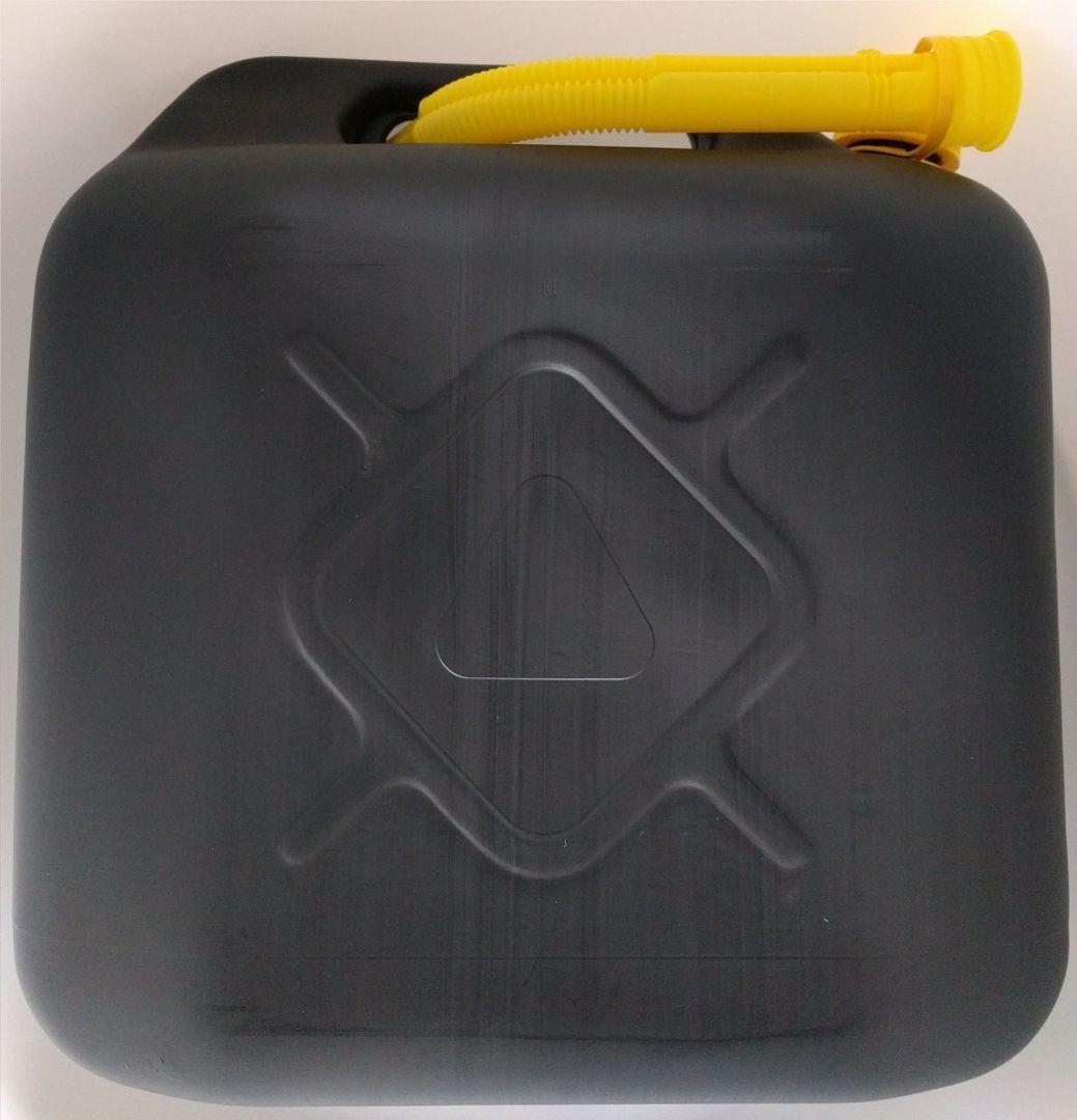 Jerrycan 20 liter benzine