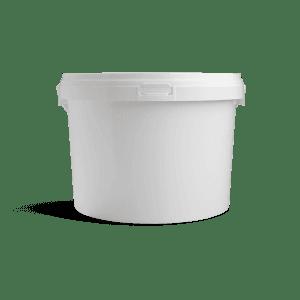 Ronde emmer met deksel 5 liter
